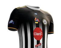 Diriangén FC Kit 2018 - 2019