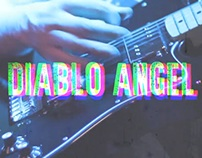 Diablo Angel - I Want You To Know (Lyric Vídeo)