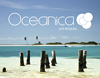 Oceánica Los Roques - Web site