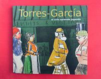 Livro Torres-García: el niño aprende jugando