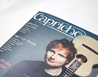 Redesign | Revista Capricho