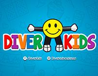 Diver Kids • Imágenes para Social Media
