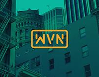 WVN Engenharia / Identidade Visual / Cartão de Visita