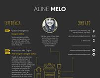Aline Melo - Currículo