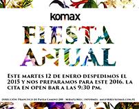 Fiesta | Komax