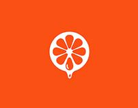 Orange Isotype Vector Free Download