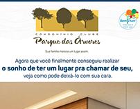 E-mail Marketing   Parque das Árvores