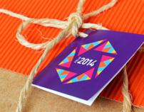 Kit de fim de ano (Designluce)