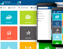 AvisosClasificados - PHP, Codeigniter & AngularJs