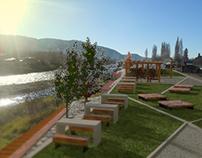 LANDSCAPE DESIGN - Public Park - Spring 2013