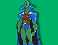 Martian Manhunter (Justice League - DC Comics)