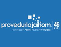 Diseño de Logotipo para Proveduría Jaihom | Venezuela