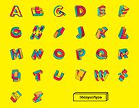 36daysoftype 3ra. Edición (Letters)