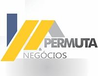 Logo Permuta e Negocios