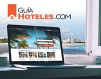 Landing Guía Hoteles
