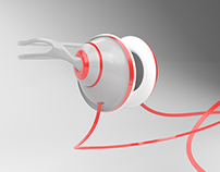 Headphones 3d Modelling
