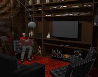 Módulo Habitacional - Loft