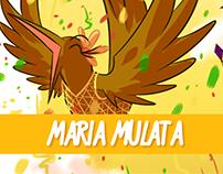 Maria Mulata Cartagenera / Cuento Ilustrado