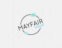 Logo Animation - Mayfair Travel