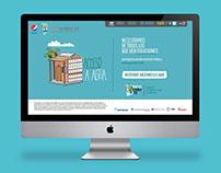 Eco-Reto website project