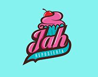Logo Jah Repostería