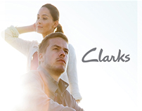 Clarks Shoes - Banners para Stand