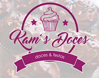 Kam's Doces - Identidade Visual e Web Site