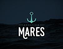 Logo - Acústico Mares