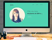 Bepelucio - Resume Website