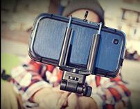 """""""Kingtech"""" -Packaging Selfie Stick"""