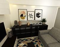 Diseño interior de Apartamento