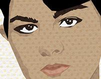 Ilustración y aviso de prensa Livia Gouverneur
