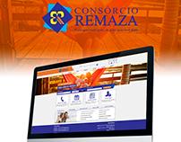 Consórcio Remaza Redesign