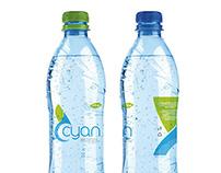 CYAN WATER REDESIGN