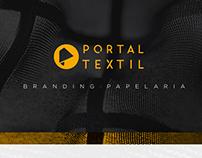 Portal Textil · Branding
