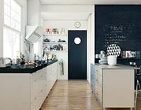 Fast Render Kitchen