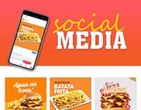 Social Media,food