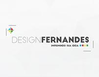 Redesign de Marca - Design Fernandes