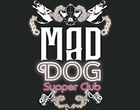 Logo bar Mad Dog