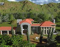 PNZN | P: Luxury Home Italianate Style: 350m2