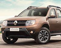 Renault Duster Dakar | email marketing