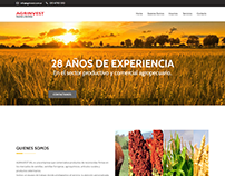 trabajo para Agrinvest
