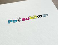 Logo Pa´Sublimar