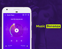 Music Player for Android / iOS
