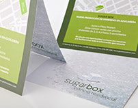 Sugarbox Visual Identity