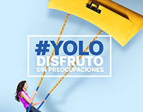 E-COMMERCE CAMPAIGN YOLO
