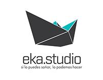 Eka.studio // logotipo