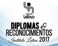 Diplomas & Reconocimientos