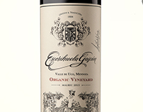 Wine Label Design - Packaging