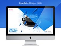 Apresentação PowerPoint | Diageo